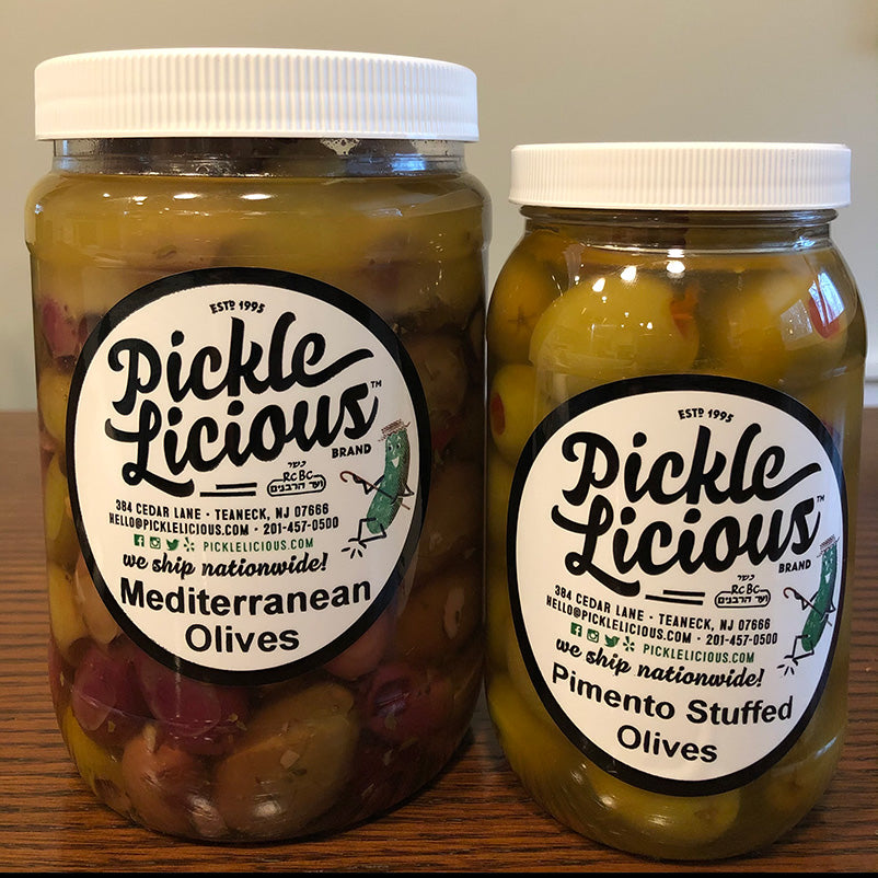 Olives-of-the-Month Packs