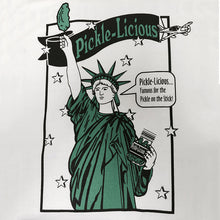 Load image into Gallery viewer, Pickle Licious T-shirt