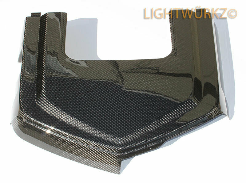 2009-2014 Cadillac CTS-V Carbon Fiber Engine Cover