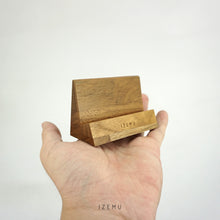 Load image into Gallery viewer, JIROU - Teak Wood