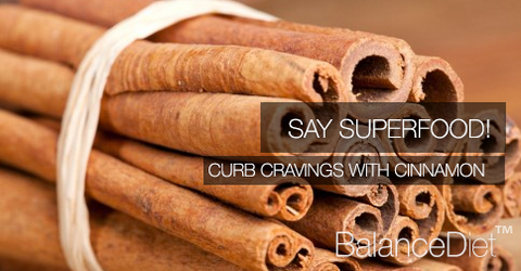 cinnamon curb cravings