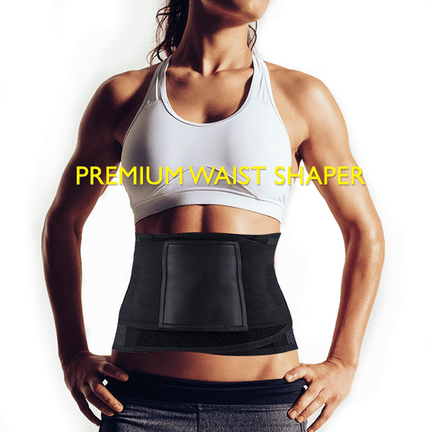 Women's BREATHABLE Waist Shaper - BalanceDiet  - 1