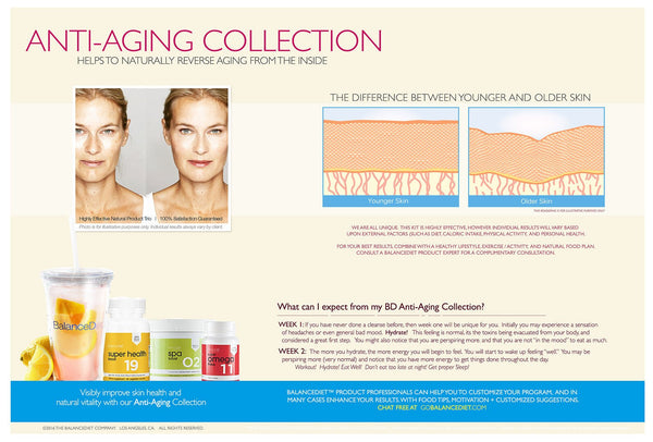 BalanceDiet Anti-Aging Collection - BalanceDiet  - 3
