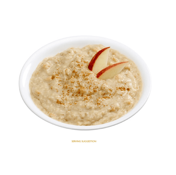 Apple Cinnamon Oatmeal - BalanceDiet  - 1
