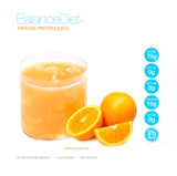 Orange Protein Juice - BalanceDiet  - 2