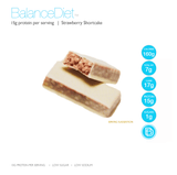 Strawberry Shortcake - BalanceDiet  - 2