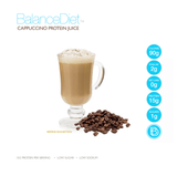 Hot Cappuccino Protein Drink - BalanceDiet  - 2