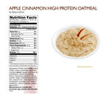 Apple Cinnamon Oatmeal - BalanceDiet  - 3