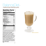 Hot Cappuccino Protein Drink - BalanceDiet  - 3