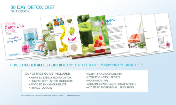 30 Day Detox Kit   |    Shed extra weight and kickstart your metabolism - BalanceDiet  - 4