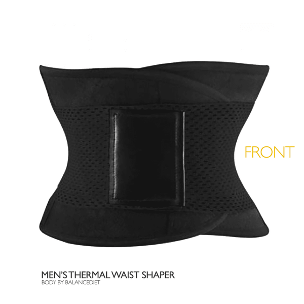 Men's THERMAL Waist Shaper - BalanceDiet  - 2