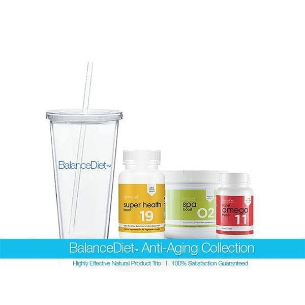 BalanceDiet Anti-Aging Collection - BalanceDiet  - 1