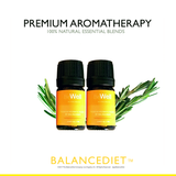 BE WELL |  Premium Aromatherpy Blend - BalanceDiet  - 2