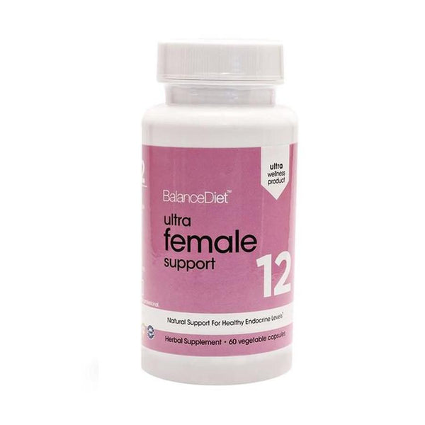 12 Ultra Female Support - BalanceDiet  - 1