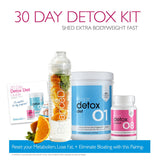 30 Day Detox Kit   |    Shed extra weight and kickstart your metabolism - BalanceDiet  - 2