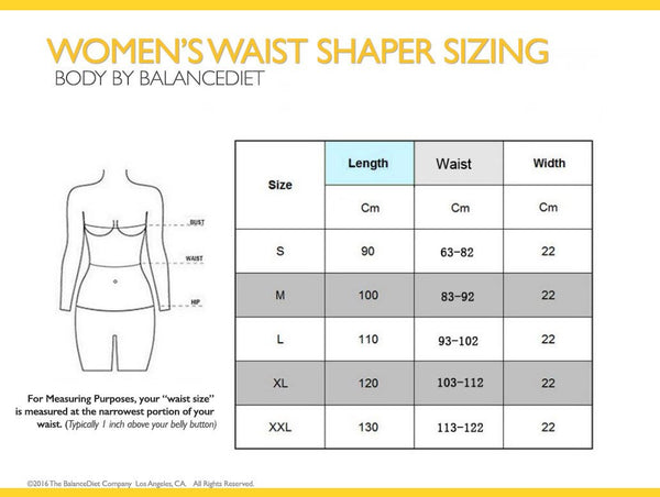 Women's THERMAL Waist Shaper