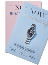 Time+Tide Watches NOW Magazine - Issue 2 & Issue 3