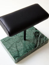 The Watch Stand - Duo Green & Black