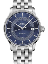 Mido Baroncelli Signature - Stainless Steel - Stainless Steel Bracelet