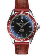 William Wood Watches - Valiant Collection - The Red Watch