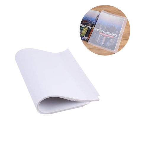 100Pcs A4 Translucent Tracing Transfer Sulfuric Acid Paper