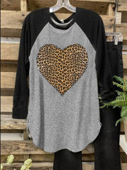 Letter Printed Long Sleeve Casual Shirts & Tops