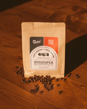 Load image into Gallery viewer, Collaboration coffee branding and packaging