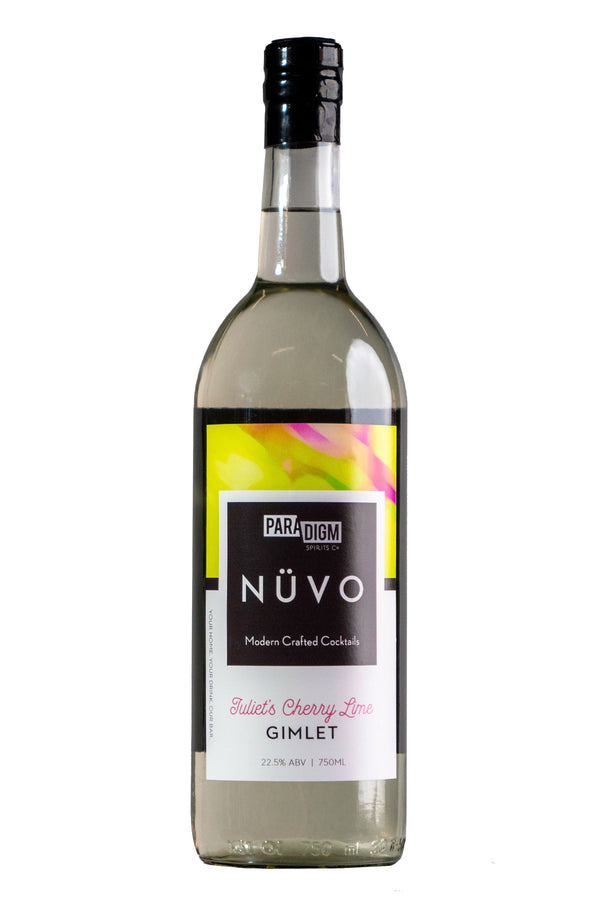 NUVO: Juliet's Cherry Lime Gimlet