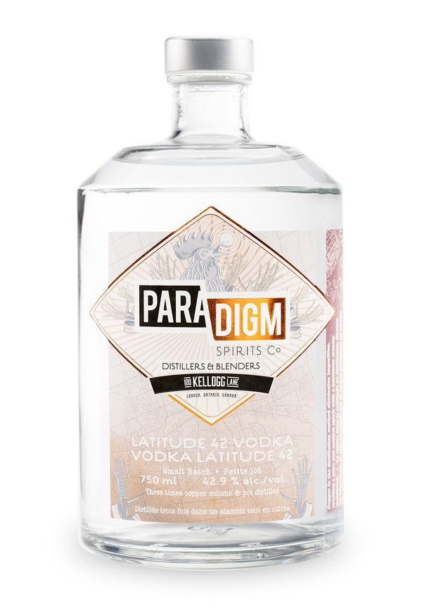 Latitude 42 Vodka