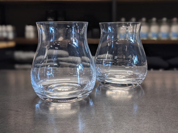 Canadian Glencairn Glass