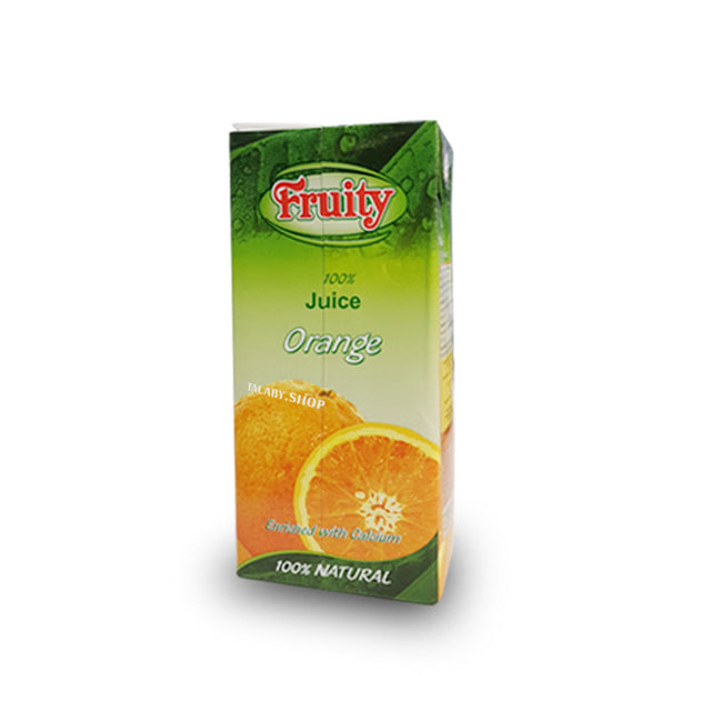 Orange Juice Fruity 1L