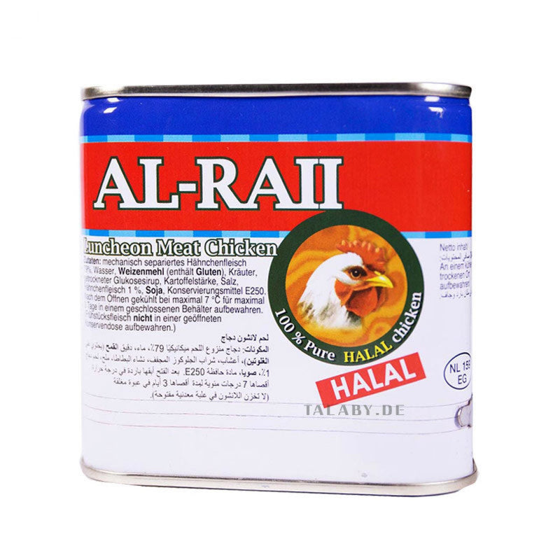Chicken Mortadella Alraii  340g