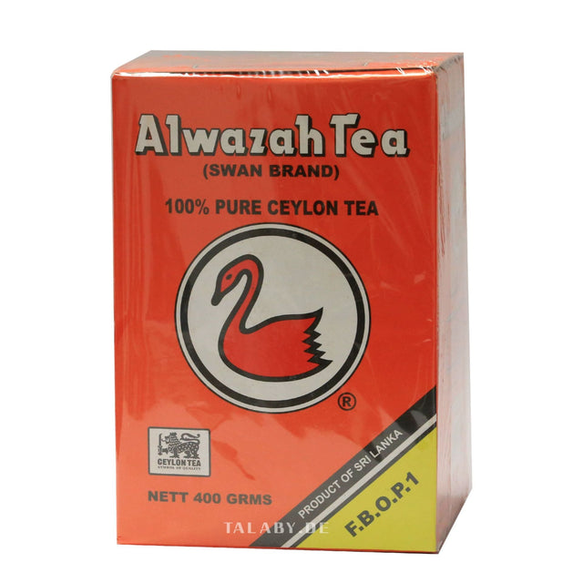 Alwazah Tea 400g
