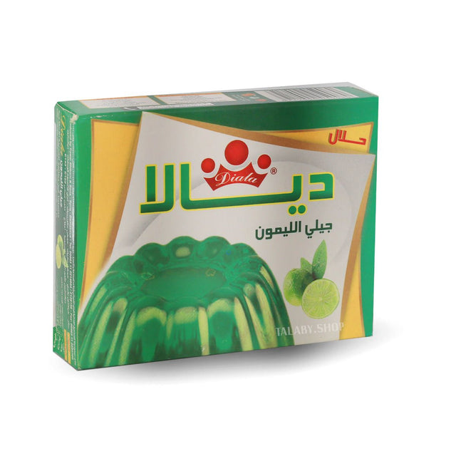 Lemon Jelly desert Diala 85g