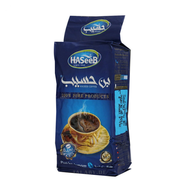 Haseeb Arabic Coffee Plus Extra Cardamom 200g