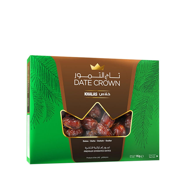 Khalas Dates Crown 1kg