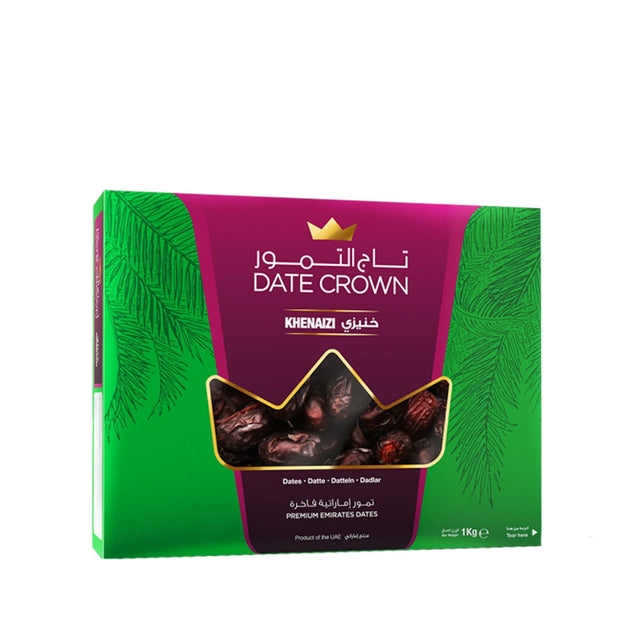 Khenaizi Dates Crown 1KG