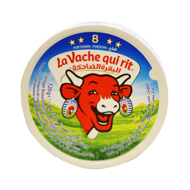 Lavach Qui rit Cheese 8 Pieces