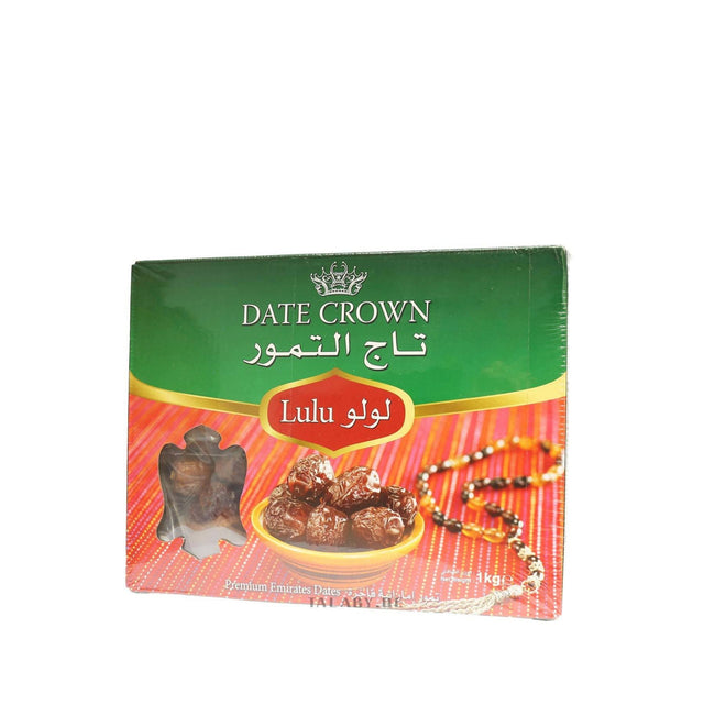Dates Crown Lulu 1 kg