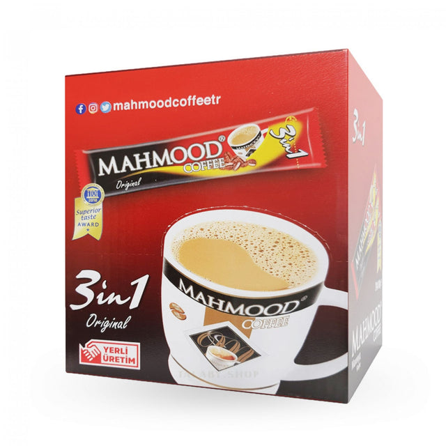 Mahmoud Kaffee 3 in 1 - 24x18g