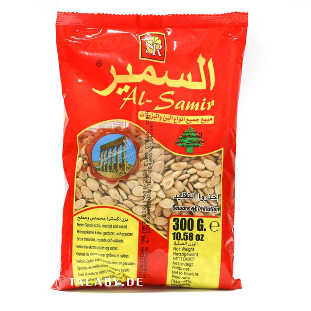 Melon Seeds Extra Roasted and Salted AlSameer 300 g