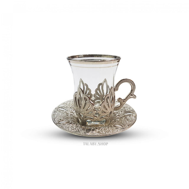 Silver Tea set 6Pcs