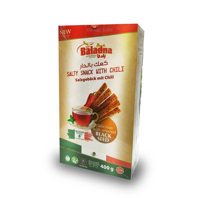 Salty Snack With chili Baladna 400g