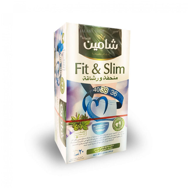 Chamain Fit & Slim Herbal Tea 20 tea bags