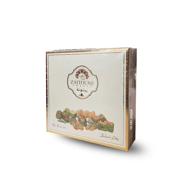 Zaitouna Mixed Sweet Baklawa 250g