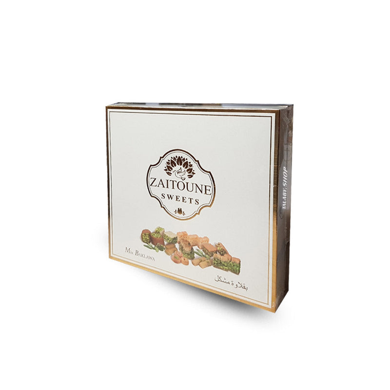 Zaitouna Mixed Sweet Baklawa 500g