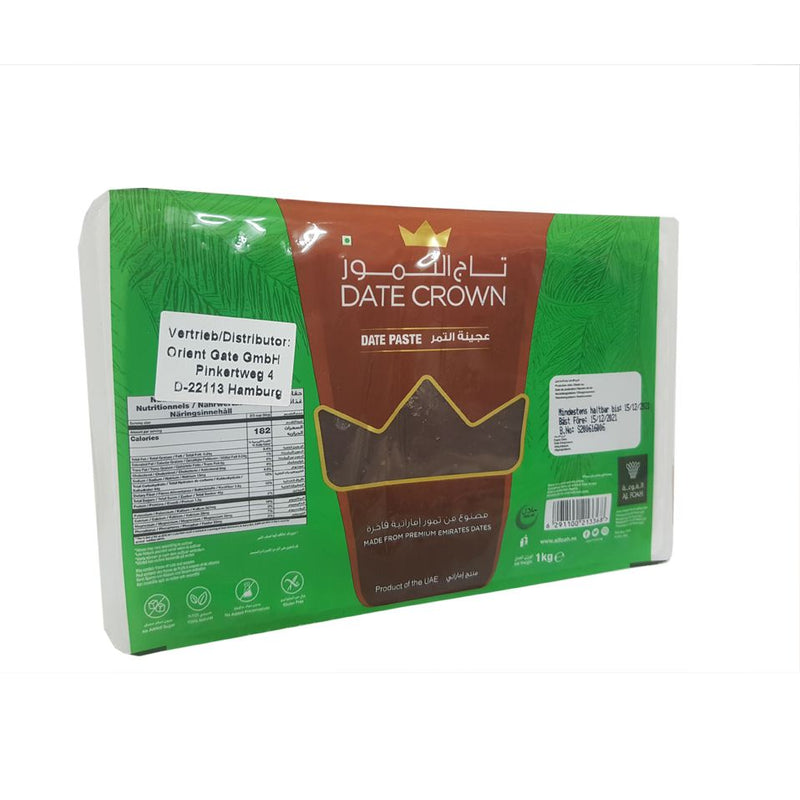 Talaby Dates Paste  1kg Crown 4