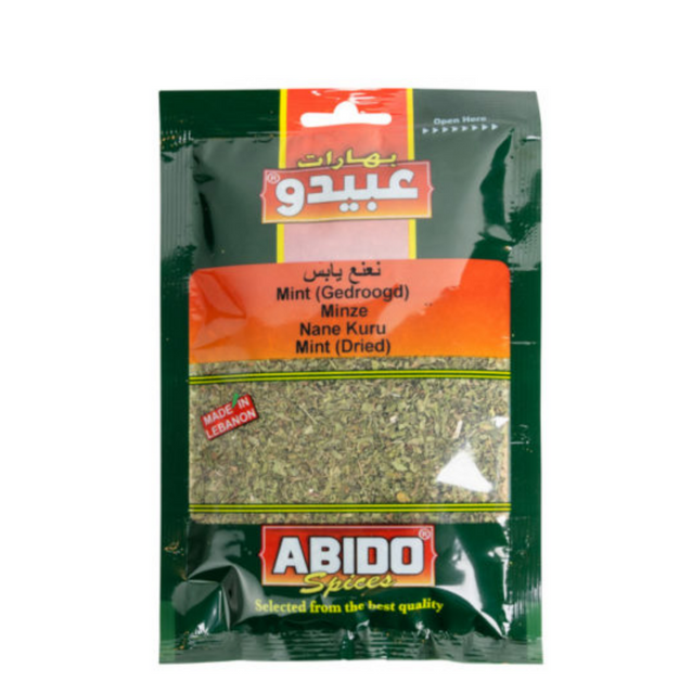 Dried Mint Abido 50g