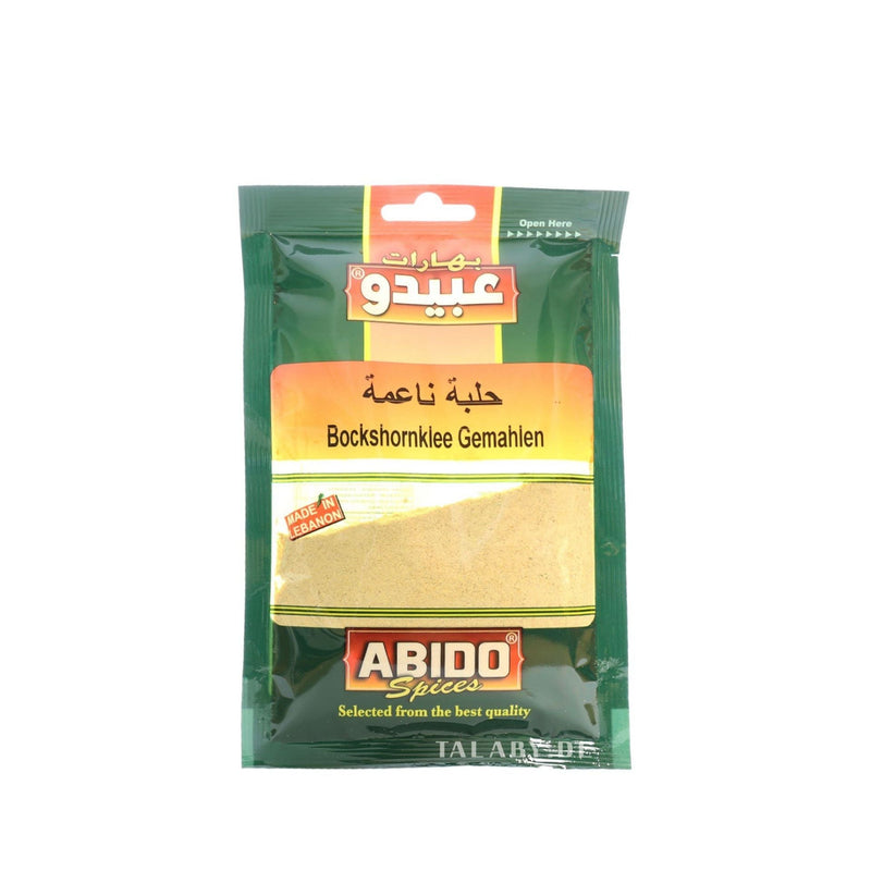 Fenugreek Powder Abido 50g