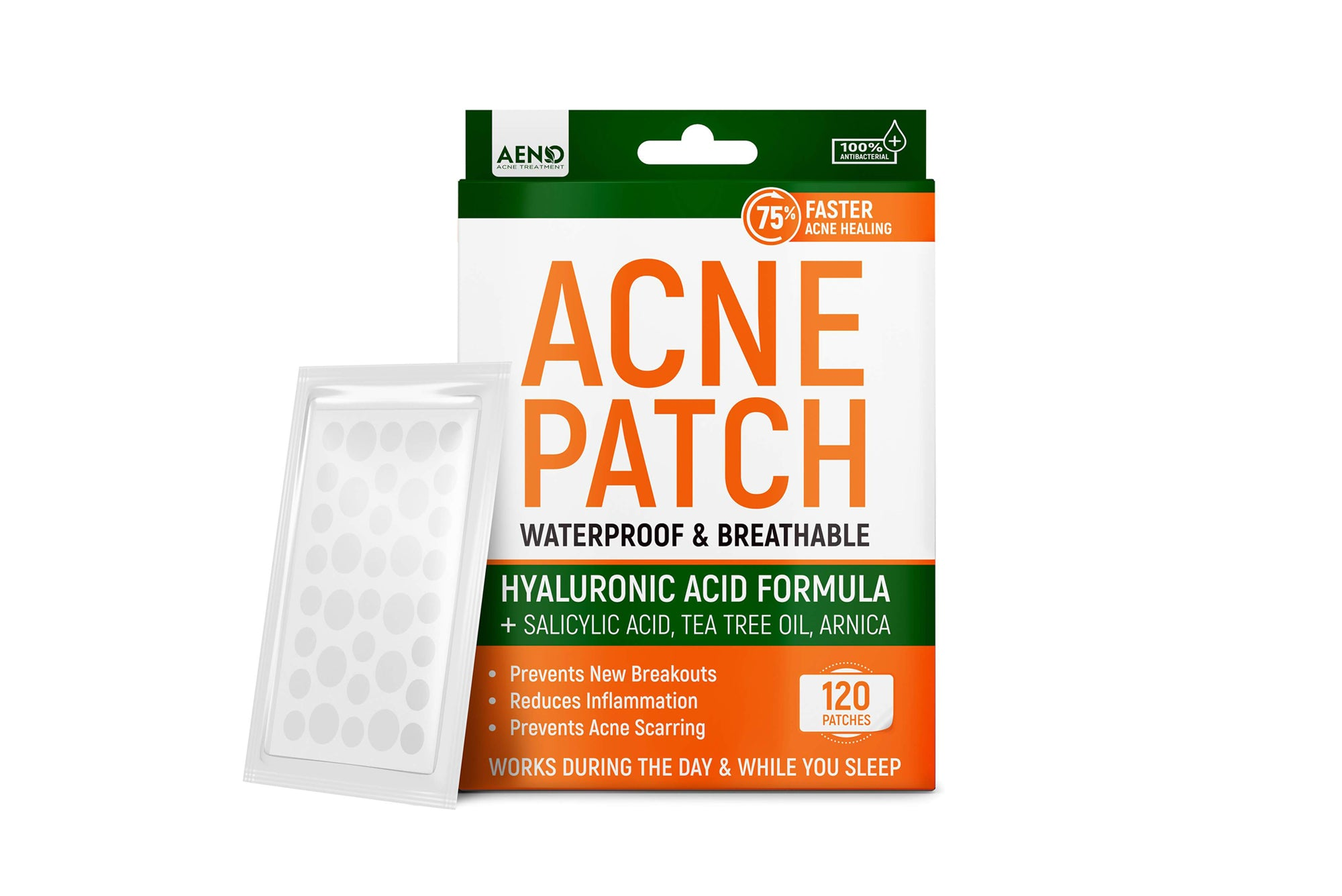 acne patches from aeno